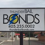 Thunder Bail Bonds OKC Logo