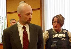 sentenced bail bondsman